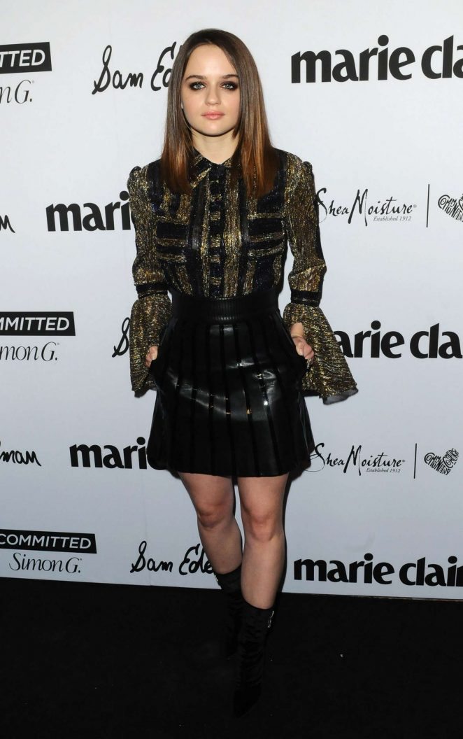 Joey King - Marie Claire's 5th annual 'Fresh Faces' in Los Angeles