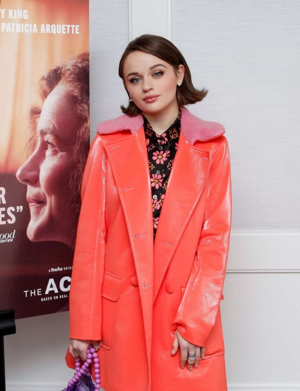 Joey King - SAG-AFTRA's Q&A for Hulu's 'The Act' in West Hollywood