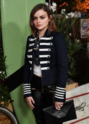 Joey King - Teen Vogue Young Hollywood Party in Los Angeles