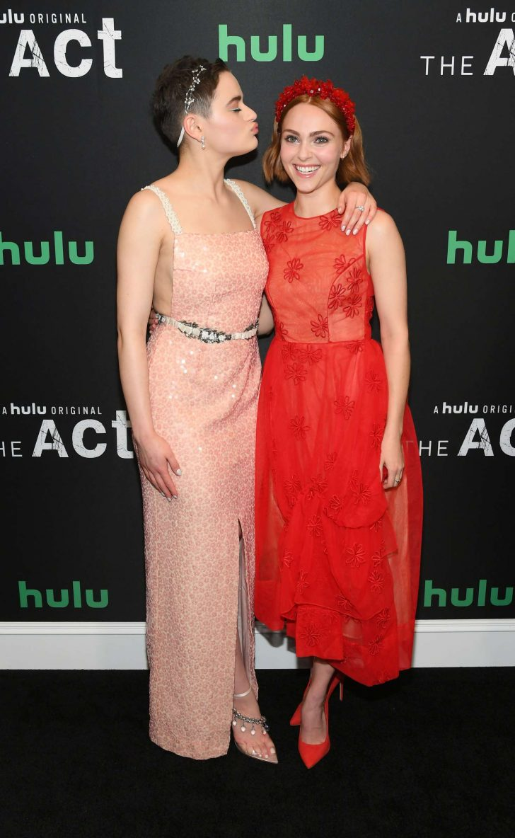 Joey King: The Act Premiere -01