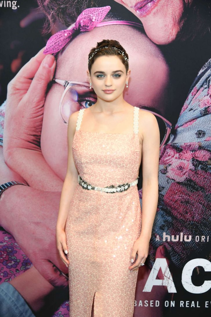 Joey King - 'The Act' Premiere in New York City