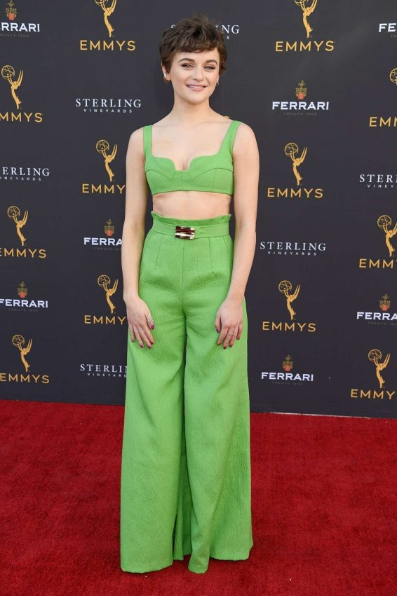 Joey King - The Television Academy's Performers Peer Group Celebration in North Hollywood