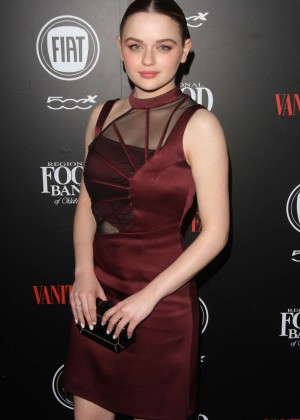 Joey King - Vanity Fair and FIAT Young Hollywood Celebration 2016 in Los Angeles