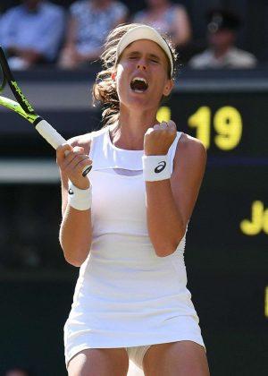 Johanna Konta - Wimbledon Championships 2017 in London