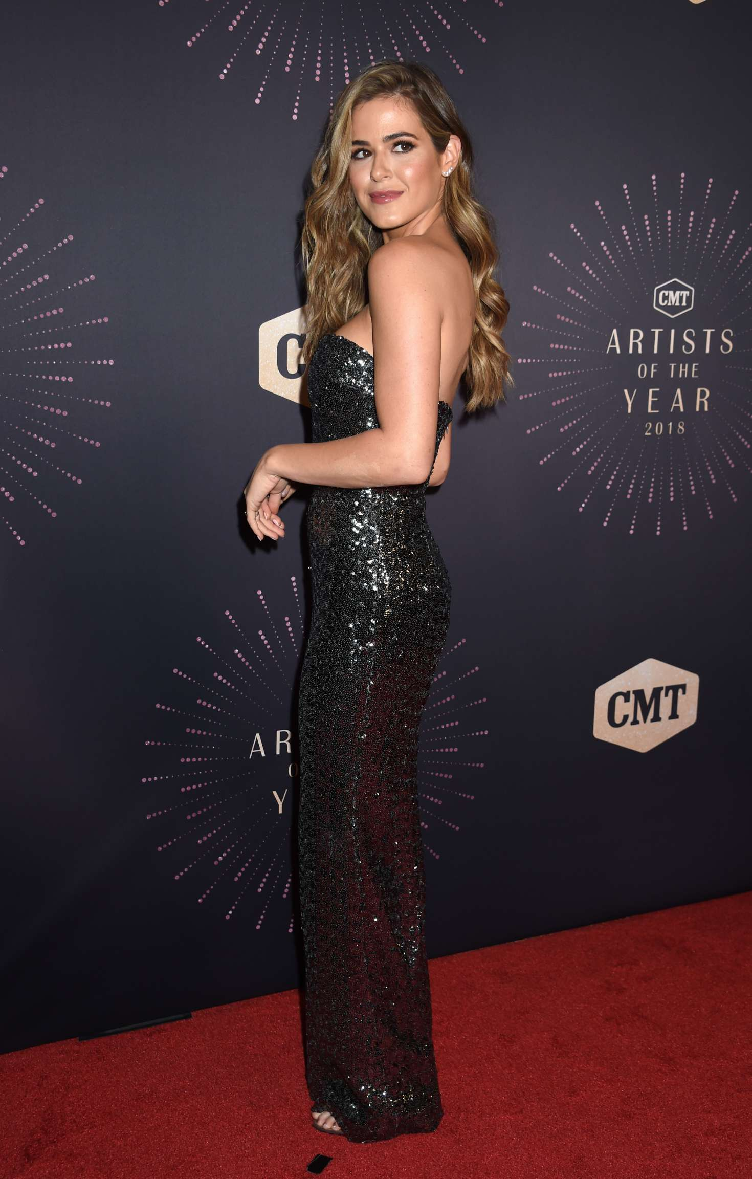 JoJo Fletcher – 2018 CMT Artists of the Year in Nashville