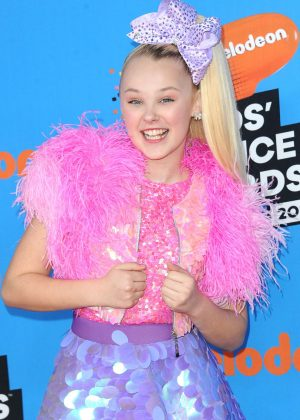 JoJo Siwa - 2018 Nickelodeon Kids' Choice Awards in Los Angeles