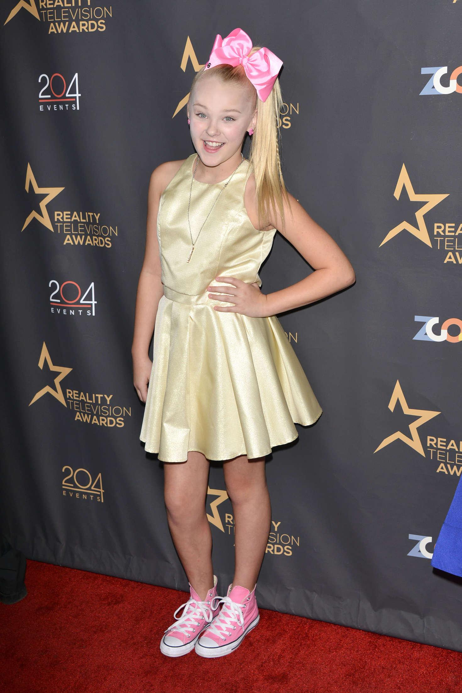Jojo Siwa 4th Annual Reality Tv Awards 09 Gotceleb