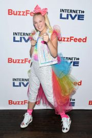 JoJo Siwa - Internet Live By BuzzFeed at Webster Hall in New York City