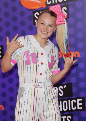 JoJo Siwa - Nickelodeon Kids' Choice Sports Awards 2018 in Santa Monica