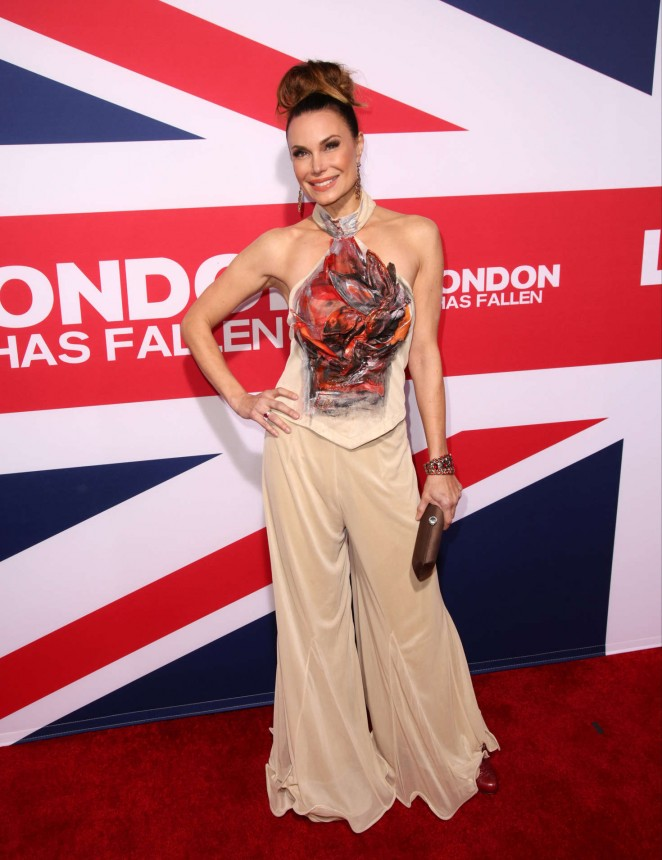 Jon Mack - 'London Has Fallen' Premiere in Los Angeles
