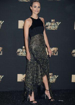 Jordana Brewster - 2017 MTV Movie And TV Awards in Los Angeles