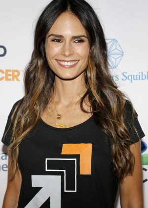 Jordana Brewster - 5th Biennial Stand Up To Cancer in Los Angeles