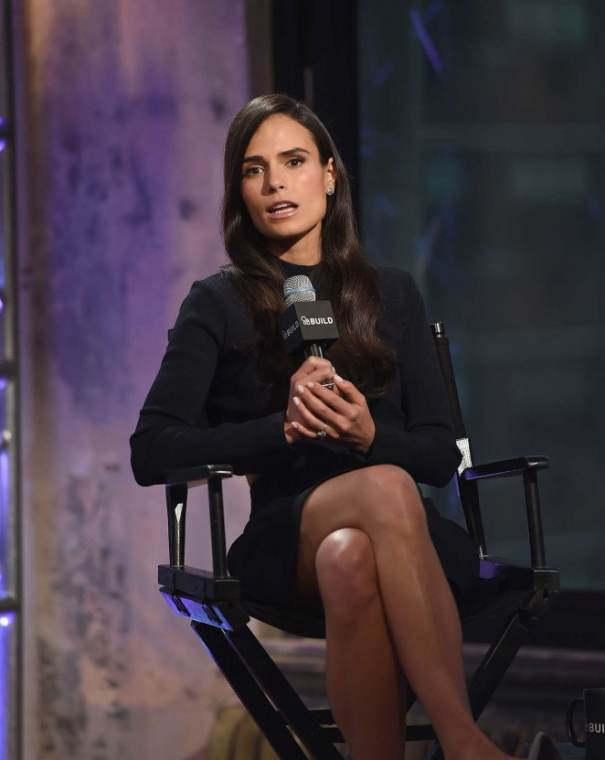 15 Jordana Eggplant 20 1 49: Jordana Brewster: AOLs BUILD Speaker Series -15