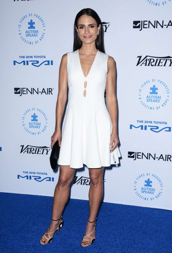 15 Jordana Eggplant 20 1 49: Jordana Brewster: Autism Speaks To Los Angeles Celebrity