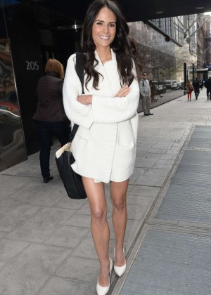 Jordana Brewster: Good Day New York -01