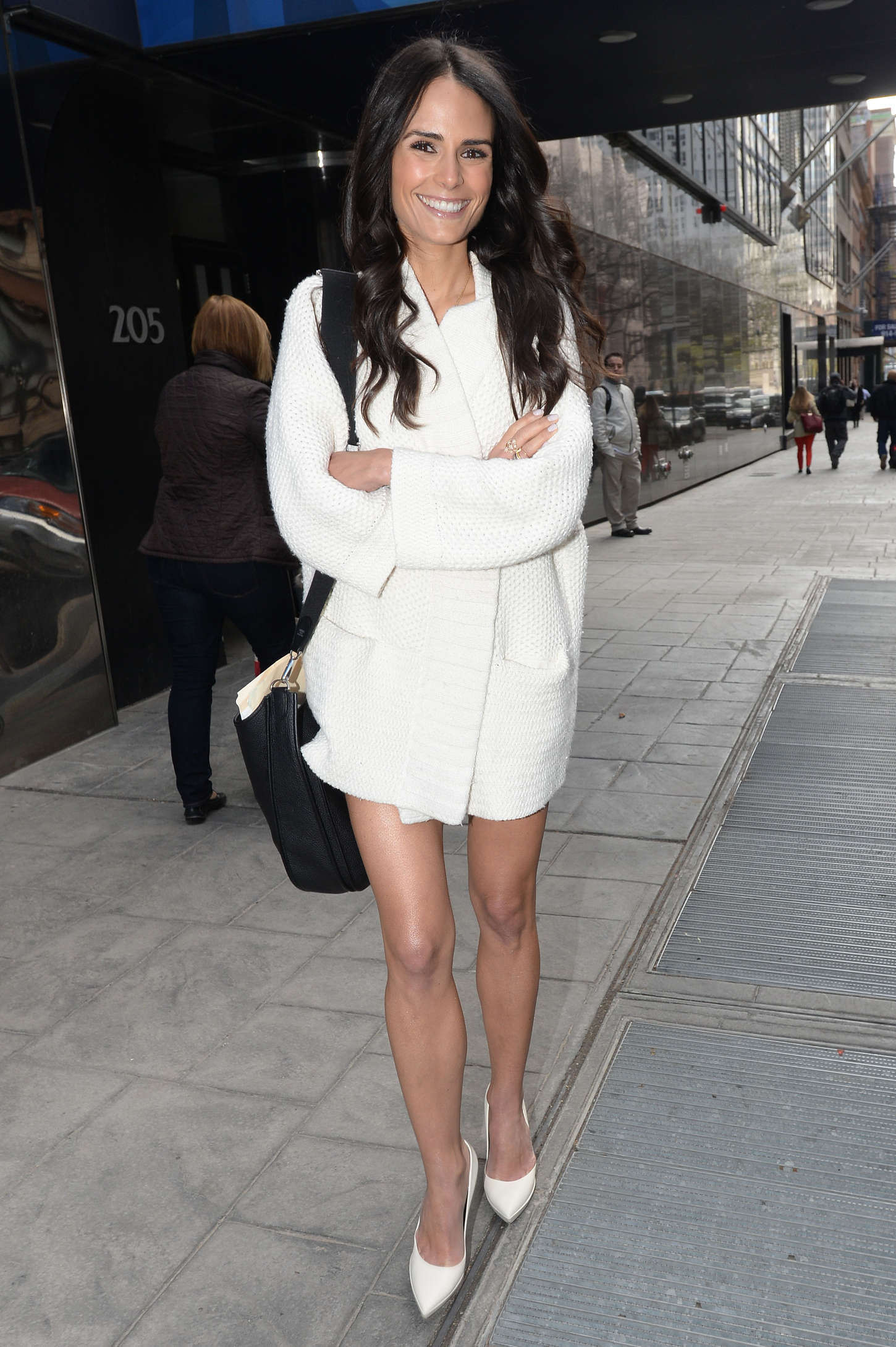 Jordana Brewster 2015 : Jordana Brewster: Good Day New York -01