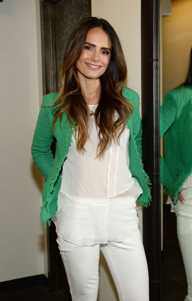 Jordana Brewster - 'Good Day New York' TV Show in NYC