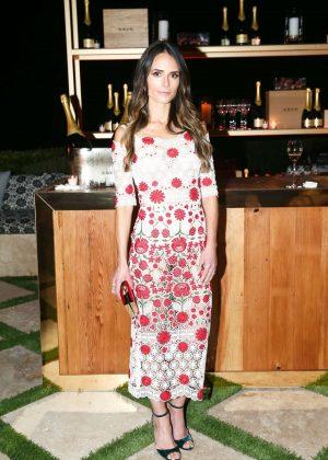 Jordana Brewster - 'Krug Journey Malibu' Event