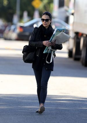 Jordana Brewster out in Hollywood