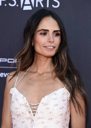 Jordana Brewster - P.S. ARTS Express Yourself 2017 in Santa Monica