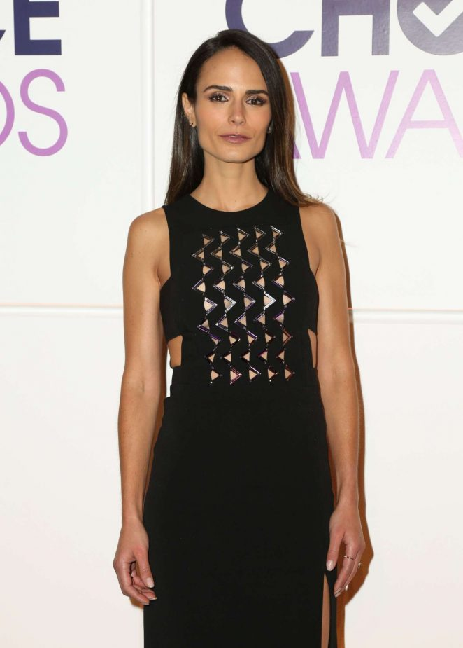 Jordana Brewster - People's Choice Awards Nominations in Los Angeles