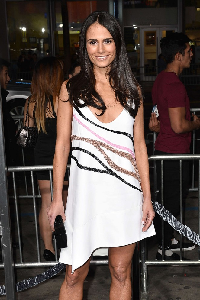 "Jordana Brewster - ""Project Almanac"" Premiere in Hollywood"