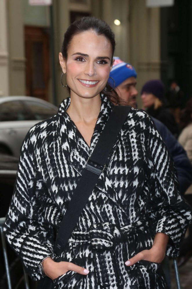 "Jordana Brewster - Promoting ""Fast & Furious 7"" in NY"
