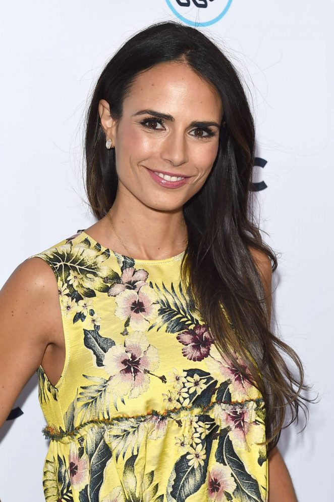 Jordana Brewster - 'STAND UP! for the Planet' in Los Angeles