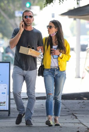 Jordana Brewster - Steps out in Hollywood