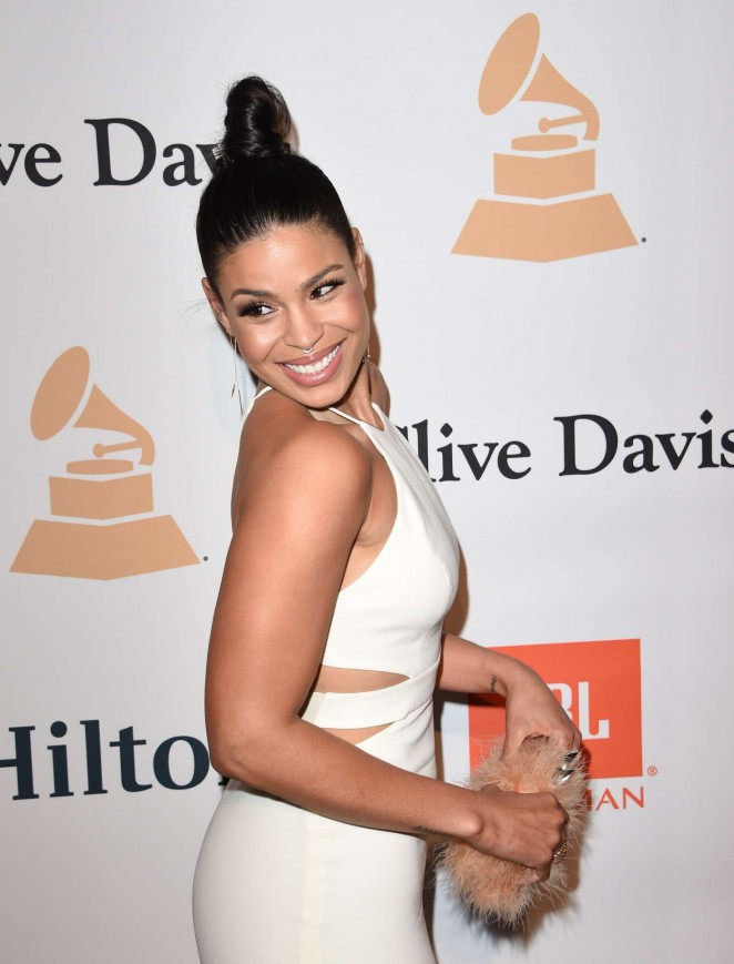 Jordin Sparks - 2016 Pre Grammy Gala and Salute to Industry Icons with Clive Davis in LA