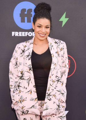 Jordin Sparks - 2019 Freeform Summit in Los Angeles