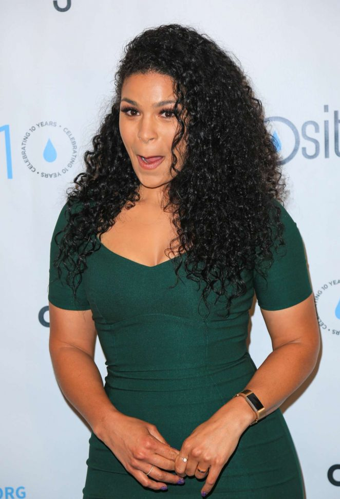 Jordin Sparks - A Night Of Generosity Celebrating World Water Day in LA