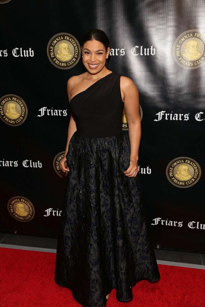 Jordin Sparks – Friar's Club Honors Billy Crystal with Entertainment Icon Awards in NY
