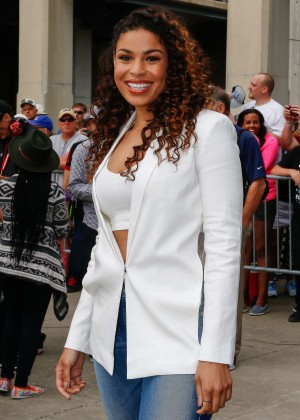 Jordin Sparks - Indy 500 in Indianapolis