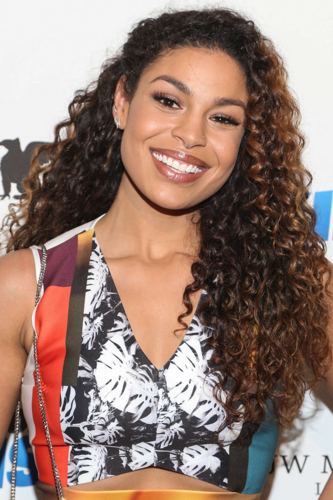 Jordin Sparks - KIIS FM and Alt 98.7 Grammy Pre-party and Gifting Suite in LA