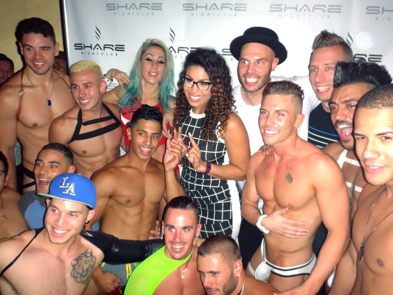 Best five gay clubs in las vegas