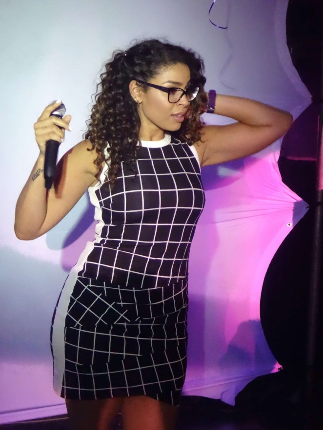 Jordin Sparks - Performs at Share Nightclub in Las Vegas