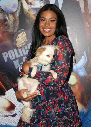 Jordin Sparks - 'Show Dogs' Premiere in New York