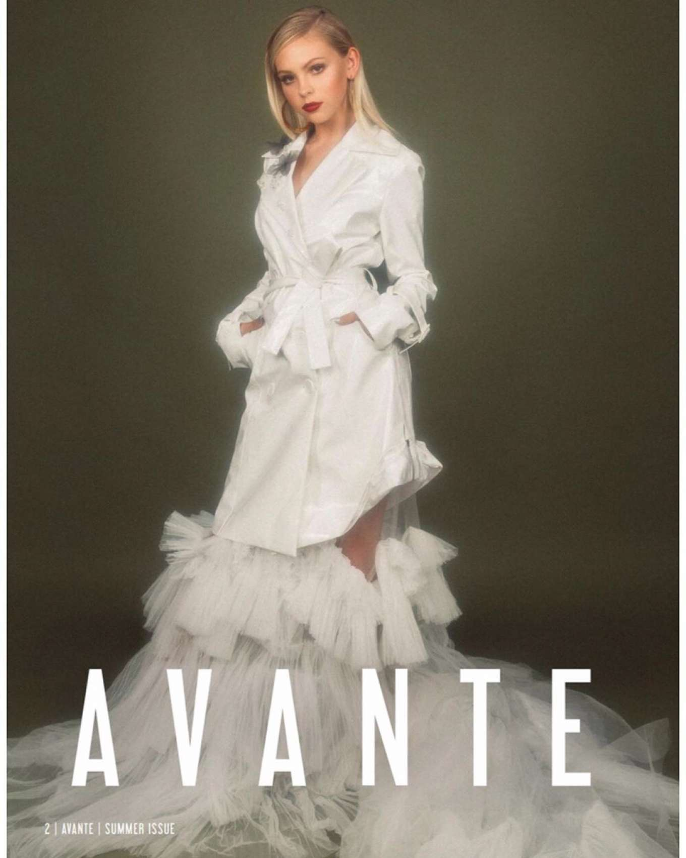 Jordyn Jones 2019 : Jordyn Jones – Avante Magazine 2019 adds-01