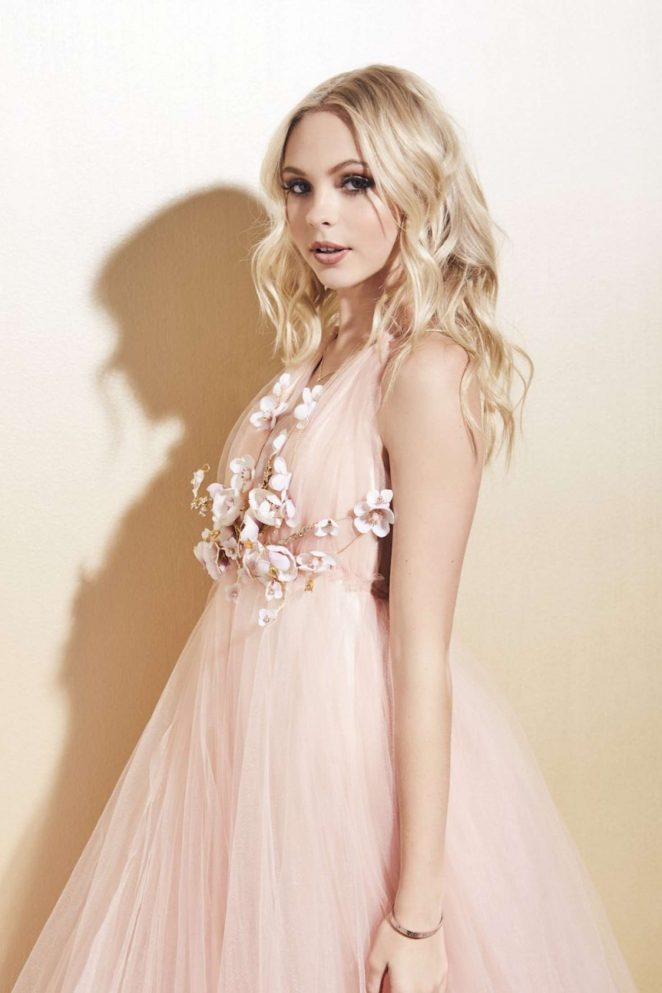 Jordyn Jones for YSB Now Prom Edition Spring 2018 -06