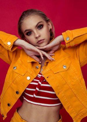 Jordyn Jones - Luca Magazine (Summer 2018)
