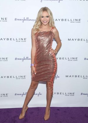 Jordyn Jones - Maybelline's Los Angeles Influencer Launch Event in West Hollywood