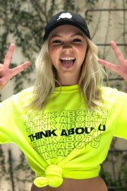Jordyn Jones - Photoshoot for Jordyn's 'Think About U' Merch Campaign 2019