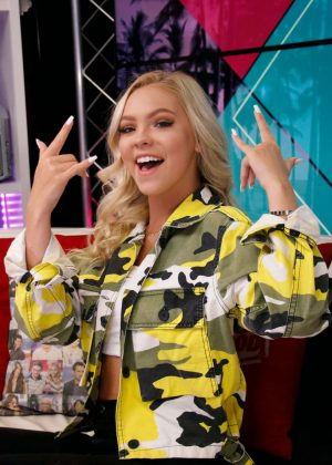 Jordyn Jones - Seen at Young Hollywood Studio In Los Angeles