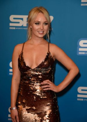 Jorgie Porter - 2017 Sports Personality Of The Year in Liverpool