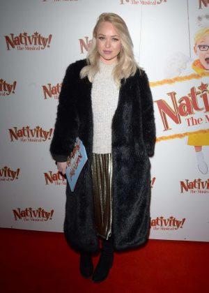 Jorgie Porter - 'Nativity The Musical' Gala Night in London