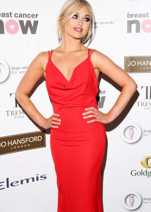 Jorgie Porter - The Inspiration Awards for Women 2015 in London