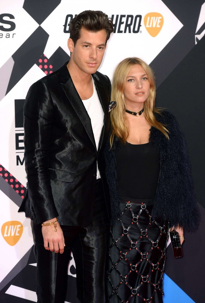 Josephine De La Baume - 2015 MTV European Music Awards in Milan