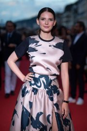 Josephine Japy - 33rd Cabourg Film Festival Day 4 in France
