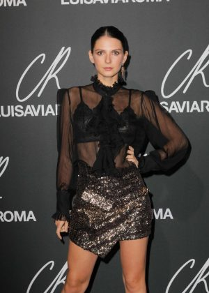 Josephine Japy - CR Fashion Book x Luisasaviaroma: Photocall in Paris